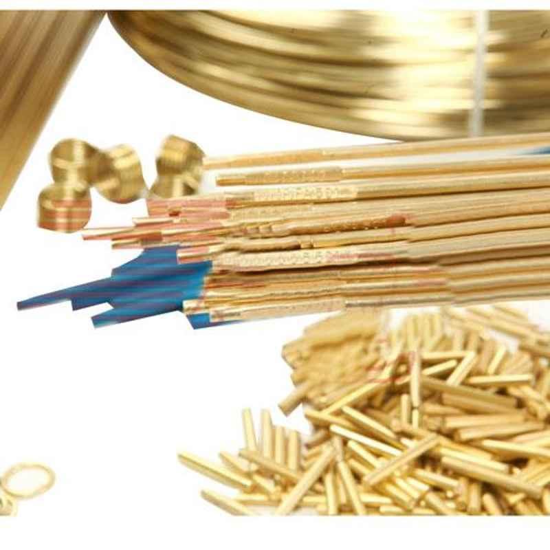 Alfa 1.6x500mm Brass Brazing Rod, ALFA-501
