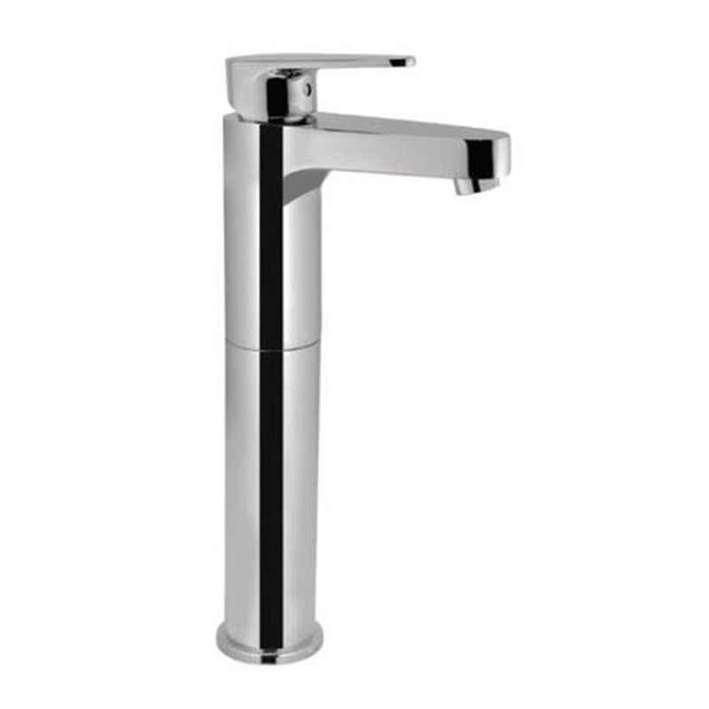 Jaquar Vignette Prime Stainless Steel 600mm Single Lever Tall Boy without Popup Waste, VGP-SSF-81005NB