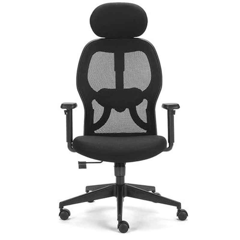 Furnicliq Matrix HB Foam Net Meshback Executive Chair, EMS09