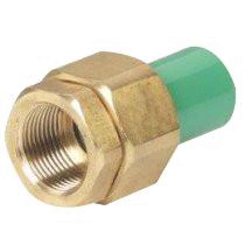 Astral CPVC Pro 15mm Brass Female Union, M512119901