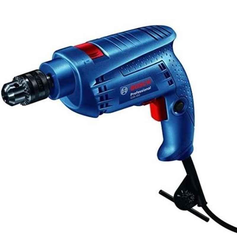 Bosch 450W Professional Impact Drill, GSB 450 RE