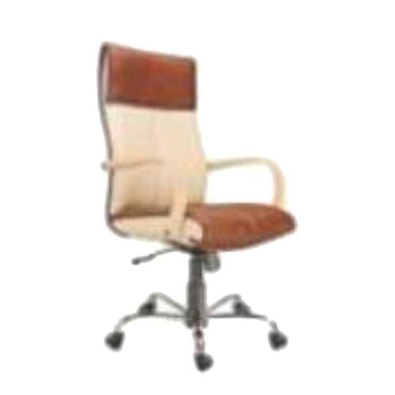 Nice Furniture High Back Steel Base Executive Office Chair, NF-104