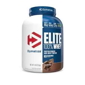 Dymatize Elite 5lbs Rich Chocolate Whey Protein