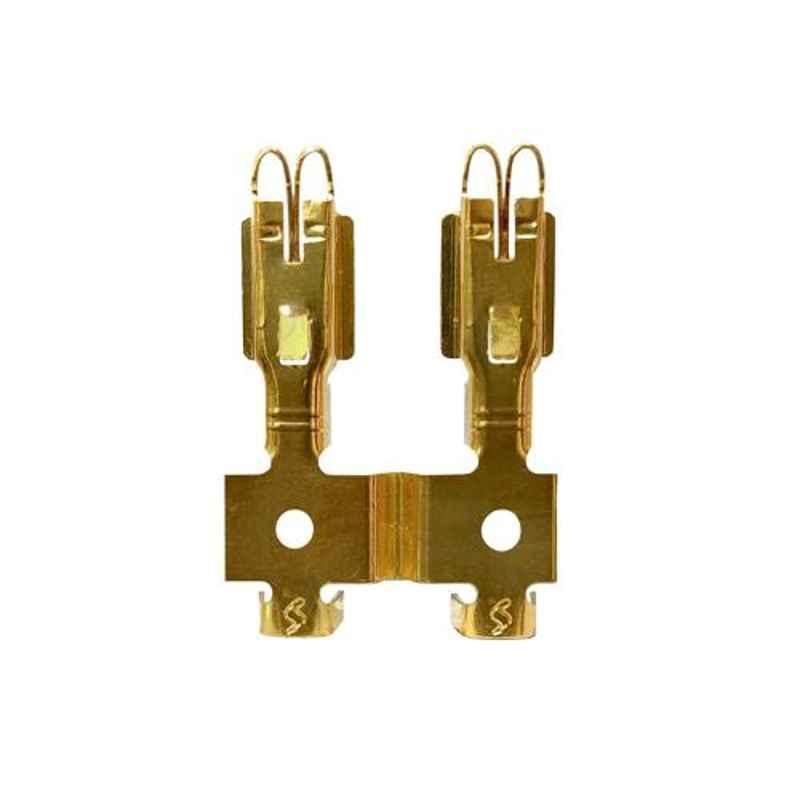 Saroop 2.00-3.20 Brass Fuse Series Terminal, SWT008001