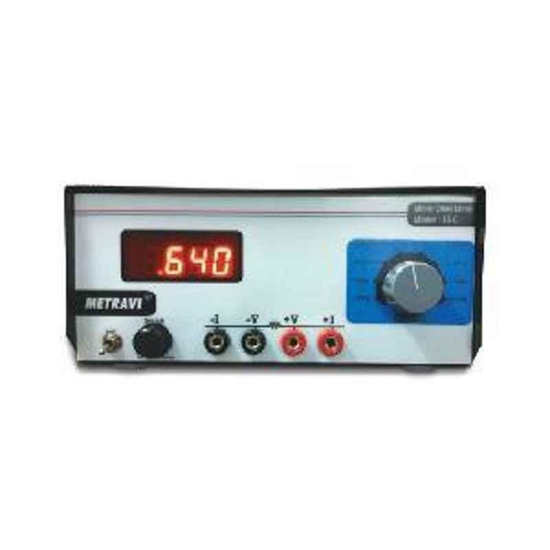 Metravi 53C Digital Micro Ohm Meter 0 to 19.99 KΩ