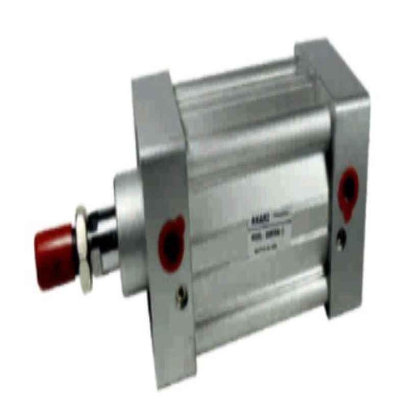Akari 63mm Magnetic Double Acting Standard Cylinder, Stroke Length: 200 mm