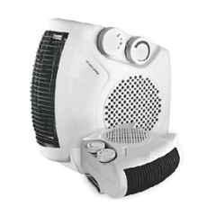 Urja Lite 1000-2000W White Table Top Auto Thermal Cut-Off Electric Fan Room Heater, ULEFRH-1