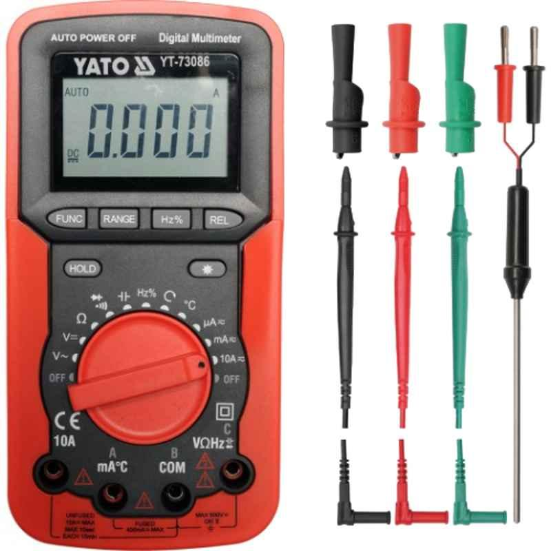 Yato YT-73086 Phase Sequence Digital Multimeter