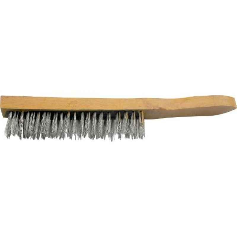 Arcon 5 Rows Stainless Steel Wire Brush, ARC-3076