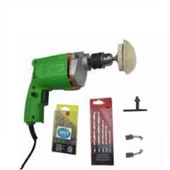Thunder 10mm Drill Machine with Accessories, TR-2310
