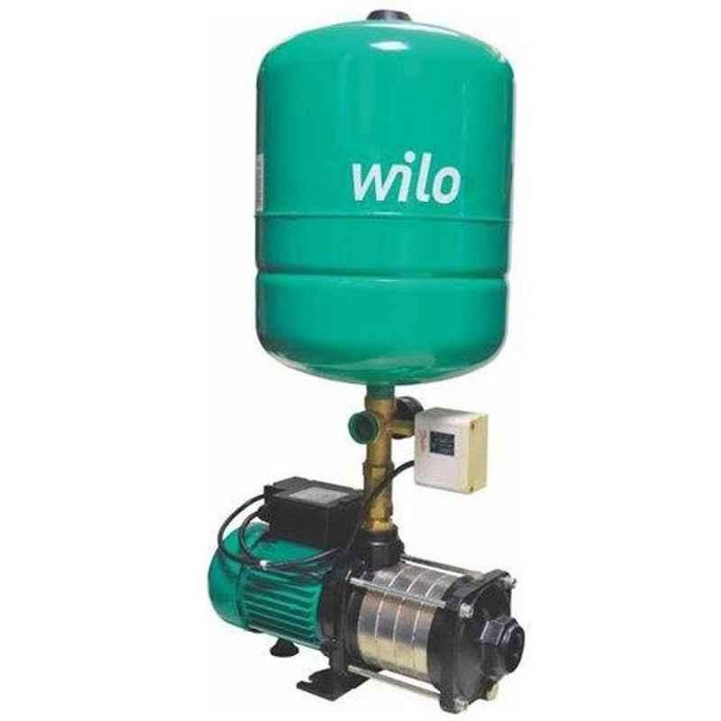 Wilo 1.5HP HMHIL Single Pump Booster, 8072179