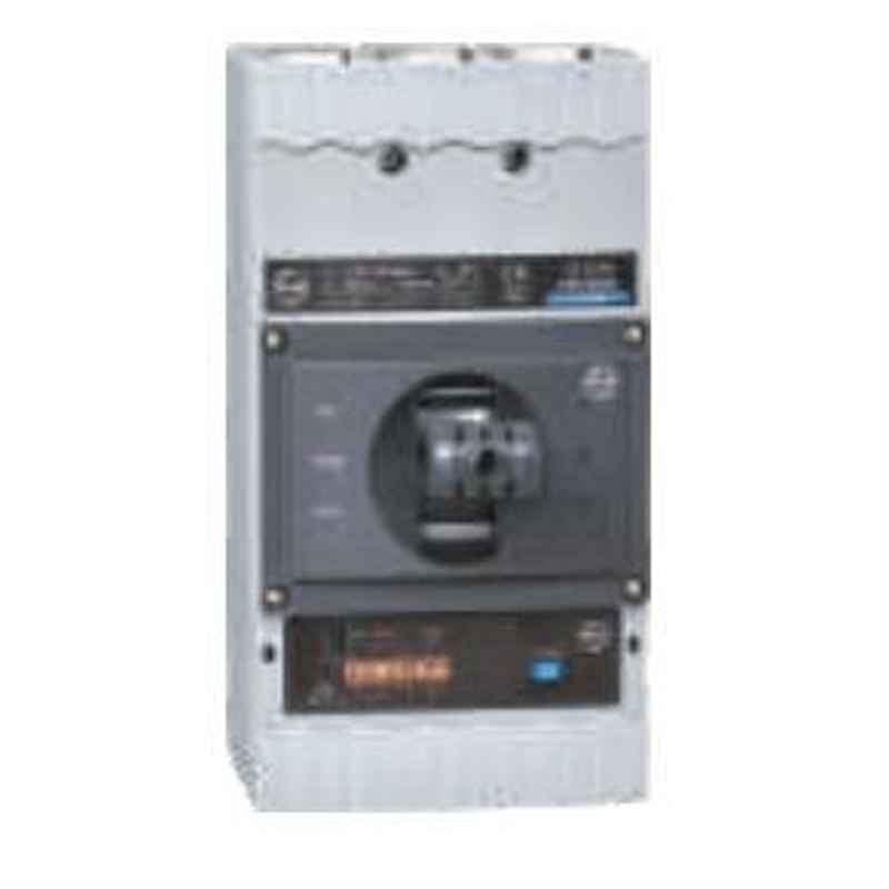 L & T d Sine MCCB CM96111OOOOX1 DN4-1250N Pole No 4