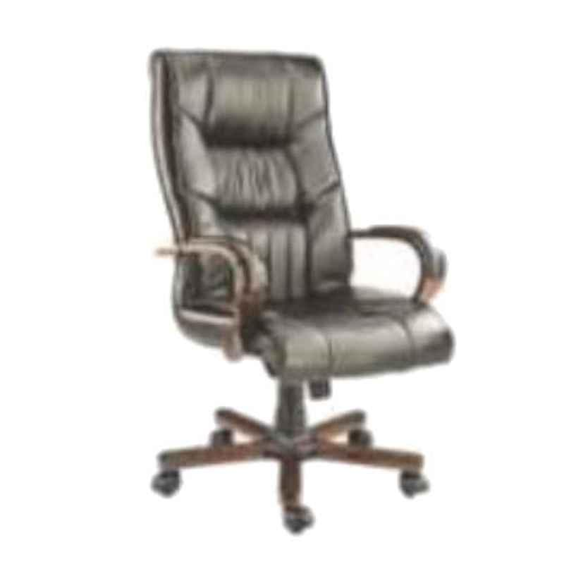 Nice Furniture High Back Wooden Base Executive Office Chair, NF-036
