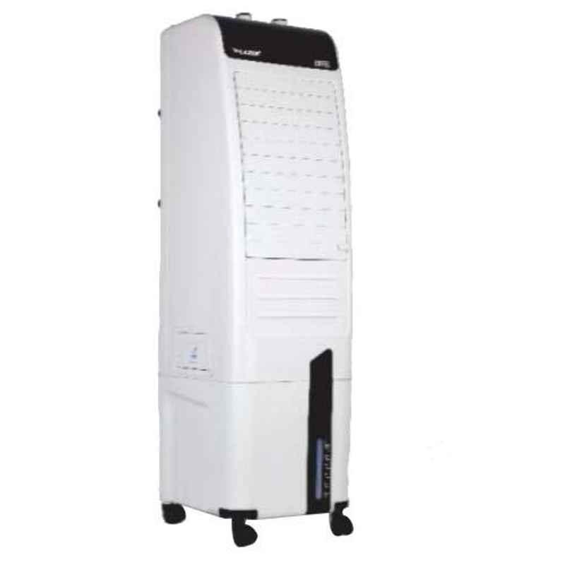 Lazer Eiffel 160W 50L White & Black Tower Air Cooler