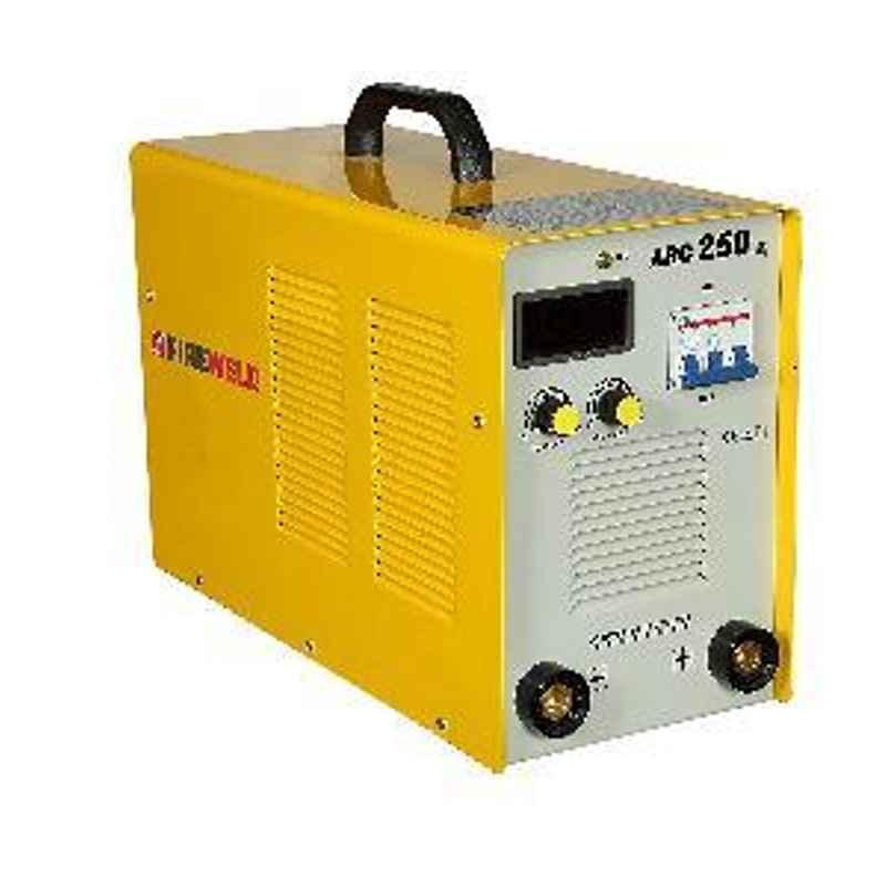 Fireweld FW ARC250i Three Phase MOSFET Technology Mild Steel Welding Machine
