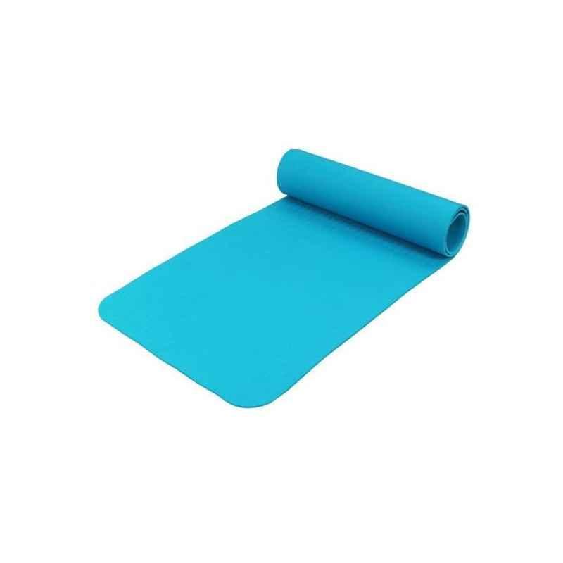 Strauss 1730x610x6mm Blue PVC Eco Friendly PE Yoga Mat, ST-1320