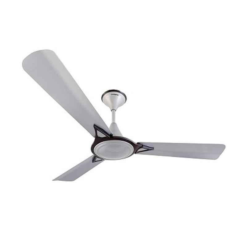 Crompton Avancer Prime Cherry Silver Anti Dust Ceiling Fan, Sweep : 1200 mm