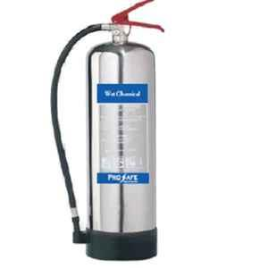 Prosafe 6L Wet Chemical Kitchen Fire Extinguisher with ISI Mark, PEPQK- 6
