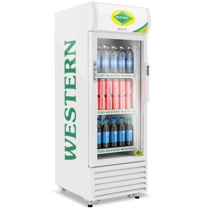 Western 570L Vertical Single Door Chiller, SRC700-GL