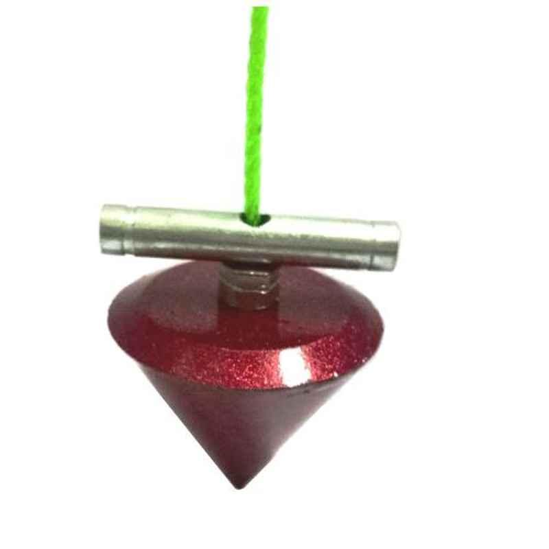 Lovely 150g Jet No 3 Plumb Bob with Line
