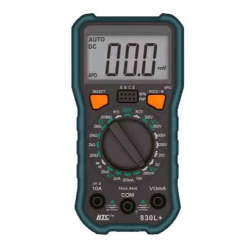 HTC DM-830L Plus Digital Multimeter