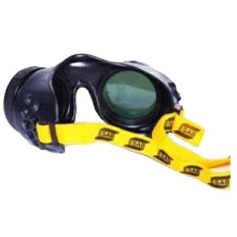 ESAB FG2 Black PVC Welding Goggle, Size: M, SI04012021