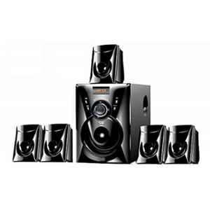 I kall TA-111 BT 5.1 Channel Black Bluetooth Speakers
