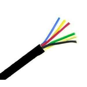 Kei PVC Insulated Flexible Cable 6 Core 100m 4 Sq.mm