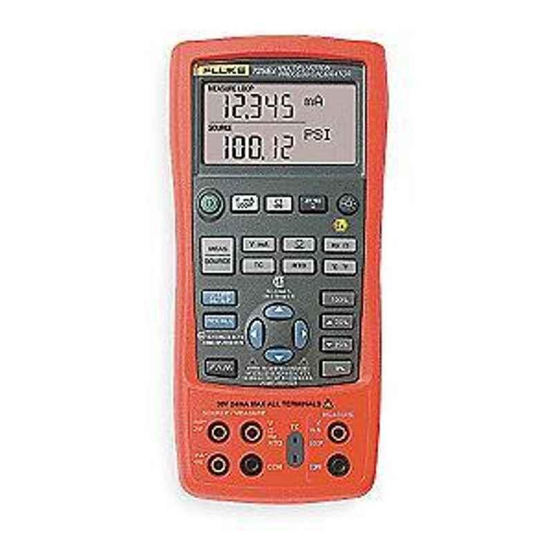 FLUKE Yes +/-0.02% + 2 Digits Dependent On Pressure Module 15 to 3200 Ohm