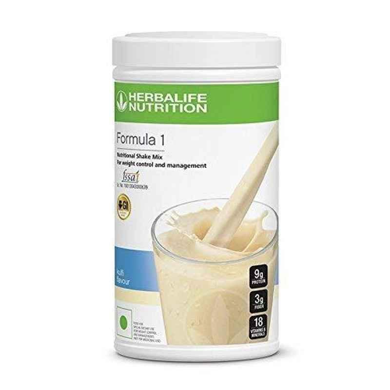 Herbalife 500g Mix-Dutch Formula 1 Kulfi Nutritional Shake, SEHL_K