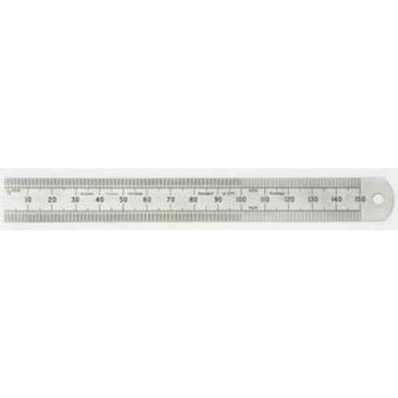 Kristeel 200mm Flexible Metric Ruler 701B