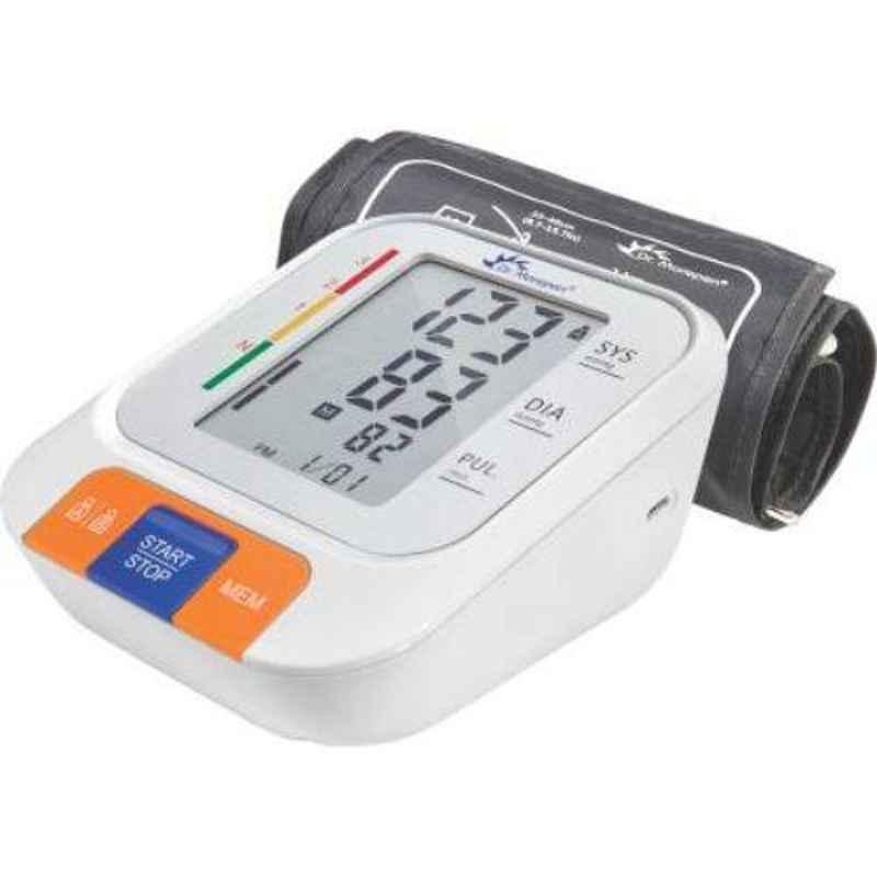 Dr. Morepen BP-15 White Blood Pressure Monitor