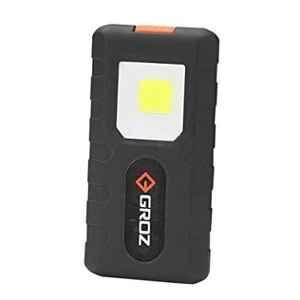 Groz 3W COB Pocket Flashlight, LED/140