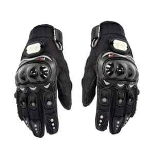Love4ride Black Probiker Biking Gloves
