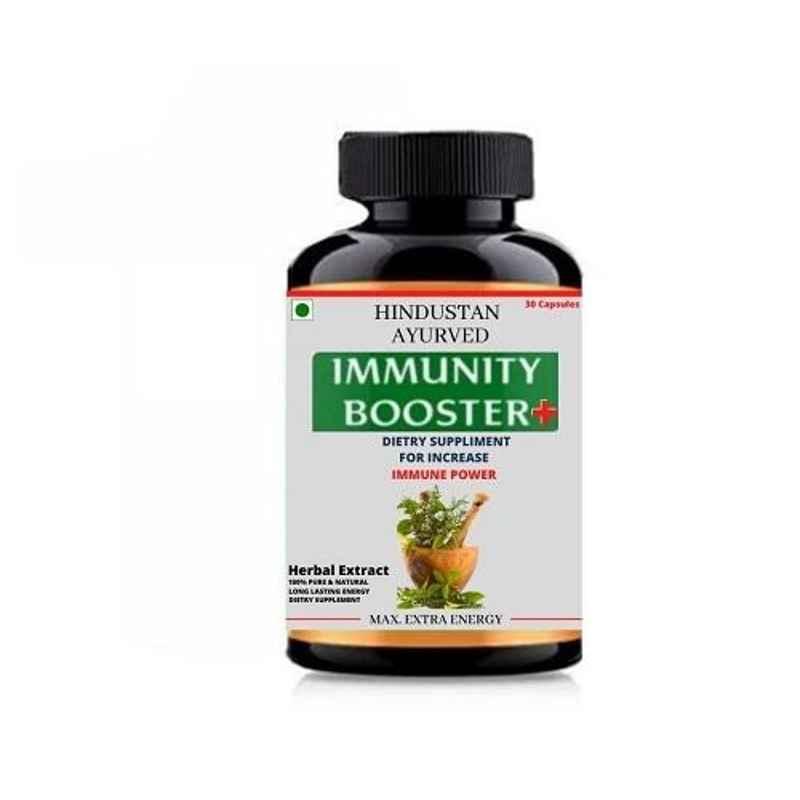 Hindustan Ayurved 30Pcs Immunity booster Ayurveda Powder