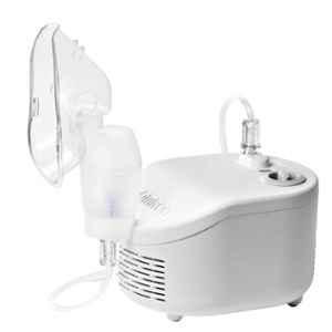 Omron NE-C101 White Silent Compressor Nebulizer