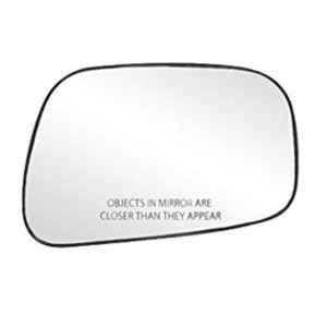 AutoPop Right Side ORVM Mirror Plate for Hyundai Santro Xing