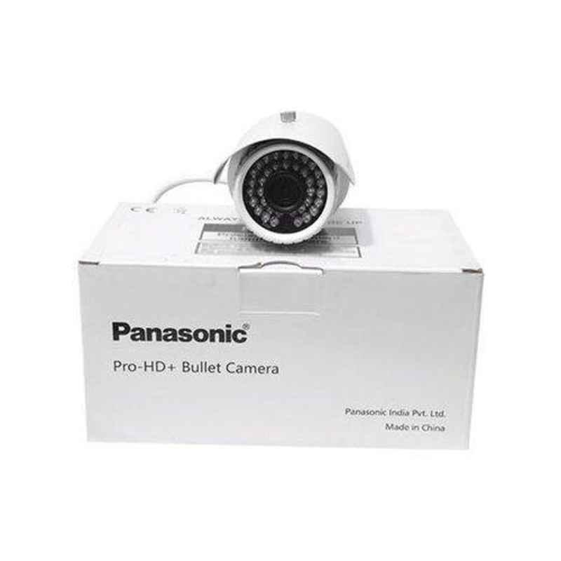 Panasonic 2MP OutDoor Wired Bullet Camera