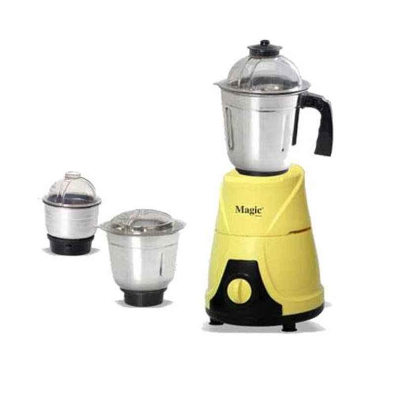 Magic Surya Vista 550W Mixer Grinder with 3 Jars, M-New