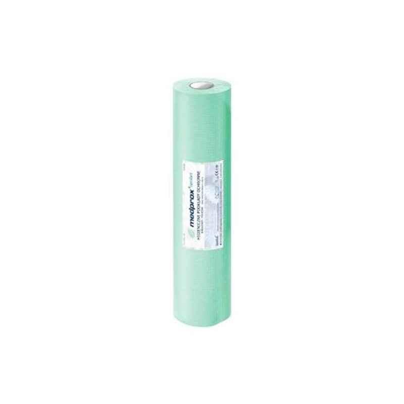 KosmoCare Hygiene 12x20 inch Green Protective Sheet Roll, IXMPS3050G
