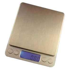 Emerald 4x4 inch Stainless Steel Precision Scale, TP500