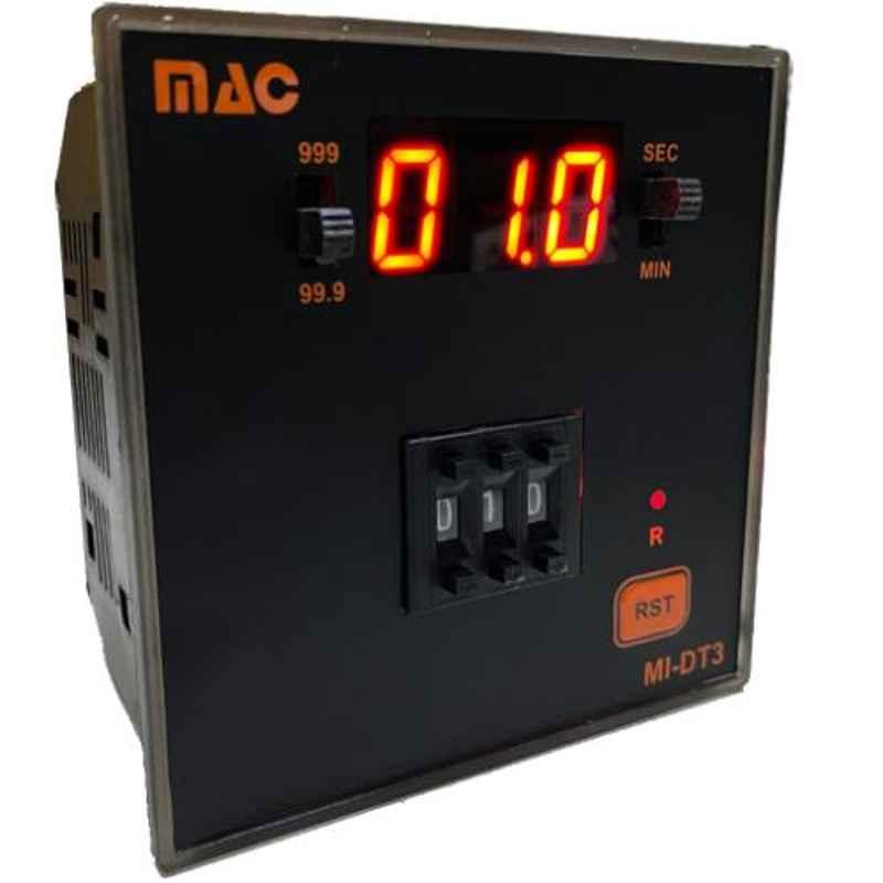 MAC 240V AC 7A Digital Timer, MI-DT3