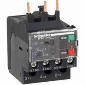 Schneider 1NO+NC 3 Pole EasyPact TVS Differential Thermal Overload Relay, LRE482