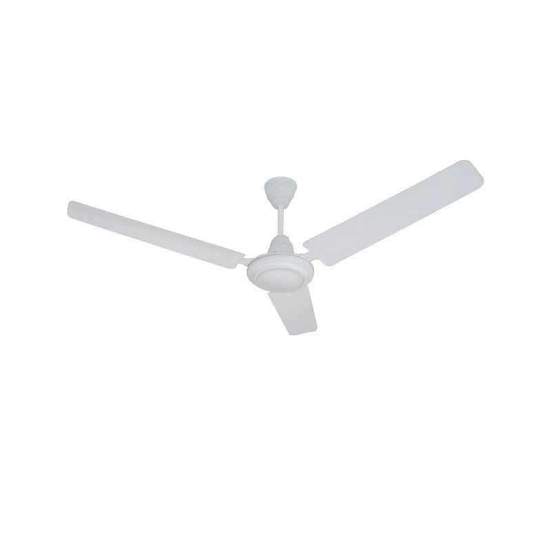 Sameer 250rpm Gati 5 Star DLX White ceiling Fan, Sweep: 1200 mm