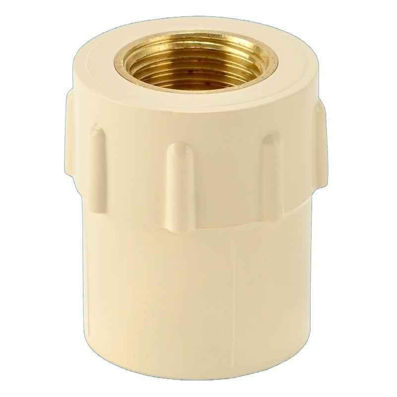 Astral CPVC Pro 20mm Coupling, M512111002