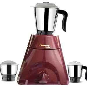Butterfly 500W Grand XL Cherry Red Mixer Grinder