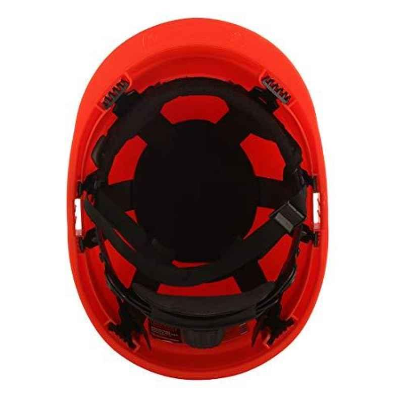 Black & Decker Red Industrial Safety Helmet, BXHP0221IN-R