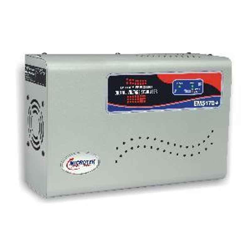 MicroteK 2 Ton 170V-270V Voltage Stabilizer, For AC EM5170+