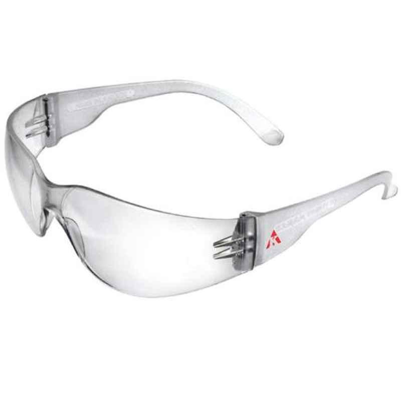 Karam ES-001 Clear Flexible Safety Goggle (Pack of 5)