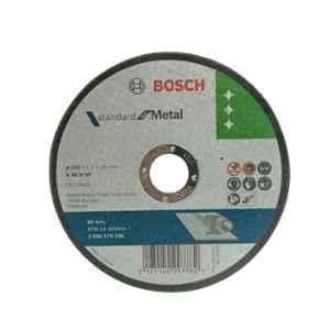Bosch 4 Inch Metal Cutting Wheel, 2608619786 (Pack of 25)
